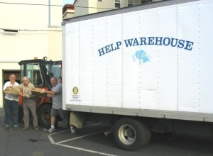 image of Help Warehouse truck