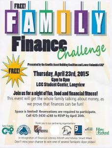 Family Financial Literacy Night