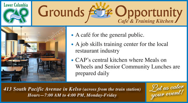Grounds for Opportunity Cafe and Training Kitchen