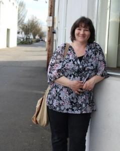 CAP Board member Angela Fowler
